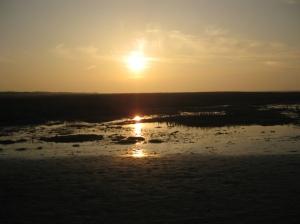 Avond op Schiermonnikoog