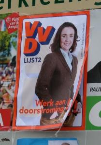 Dubbele VVD....