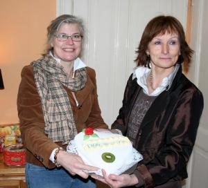 Annemarie Treurniet en Gitta Kreeftmeijer