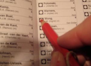 mijn stem op 3 maart 2010