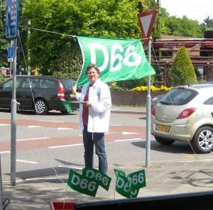 Ingrid, Den Dolder, D66 Zeist
