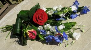 bloemen voor 4 mei
