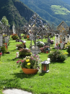 Karthaus kerkhof