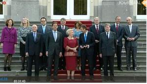 bordes kabinet Rutte