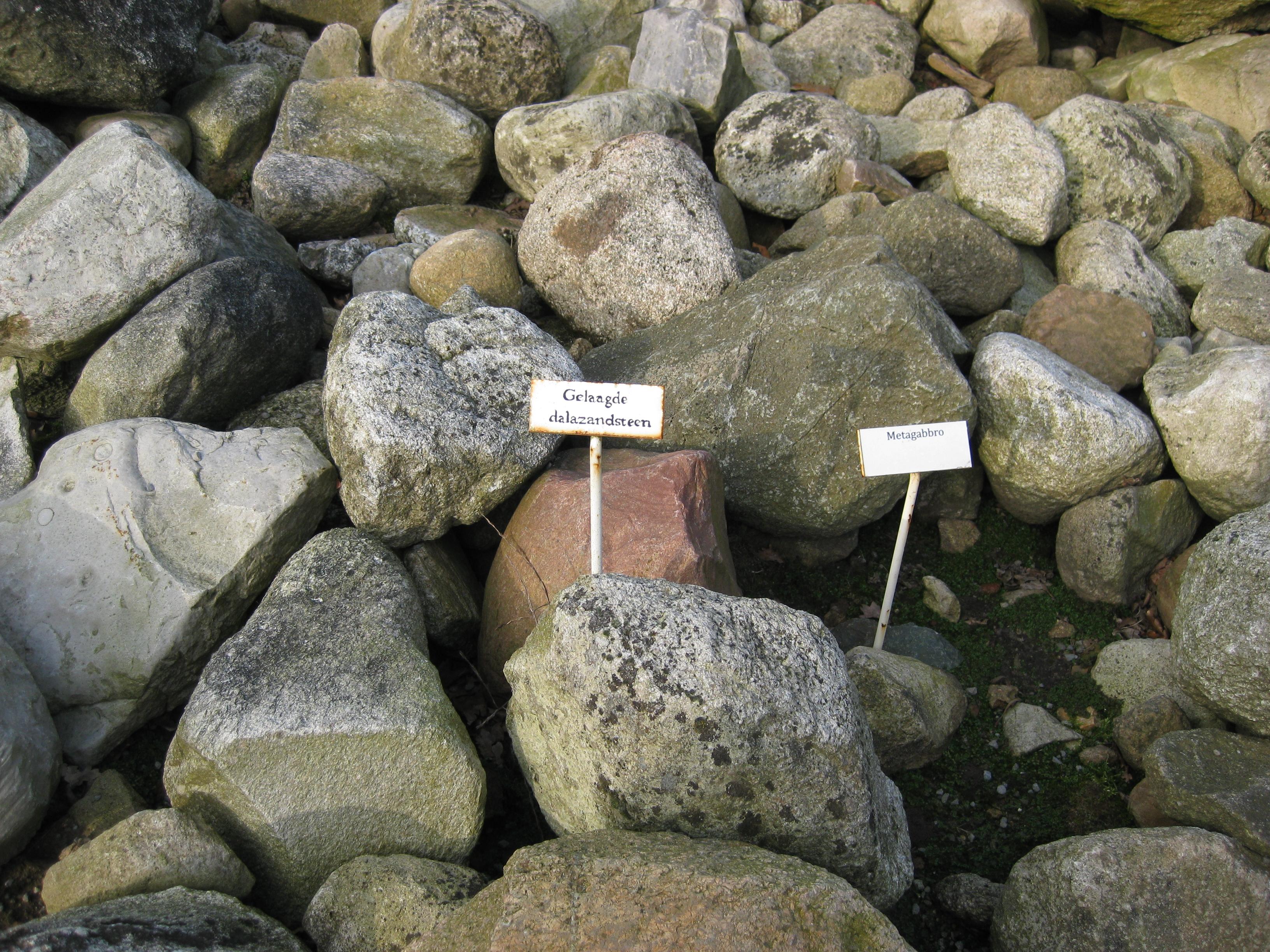 Steentijd doorzonwoning - Amenager een rotstuin ...