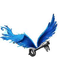 vliegende sleutel
